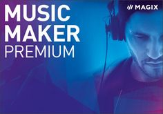 MAGIX Music Maker 2017 Premium 24.0.2.46  MAGIX Music Maker Premium will help you to make your own cool tracks with all the equipment! Start now with plenty of extras and make your own songs fit for the radio charts  without any experience!  Even more sounds more realistic instruments and more effects. Thanks to its expanded sound design real 5.1 Surround mixing high-quality live tools and useful studio extras you can even deeper into the world of music production.  MAGIX Music Maker 2017…