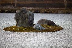 ryoanji temple Ryoanji, Heian Period, Kyoto, Temple, Zen, Mountain, Photography, Gardens, Fotografie