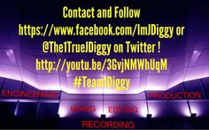 ALL #ARTISTS!!! Connect with @Jay Anderson for ALL your #Music Production Needs => =>http://www.youtube.com/watch?v=3GvjNMWhUqM!  Follow him on Twitter at https://twitter.com/The1TrueJDiggy Like him on FB at https://www.facebook.com/ImJDiggy #JDiggyBeat #TeamJDiggy