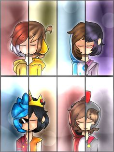 Raimbow Dash, Minecraft Wallpaper, Pikachu, Pokemon, Rainbow Slime, Unicorns And Mermaids, South Park, Edd, Wattpad