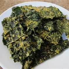Cheesy Kale Chips Allrecipes.com