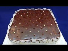 Tarta de galletas, flan y chocolate con Monsieur Cuisine - YouTube Flan, Tiramisu, Pudding, Ethnic Recipes, Desserts, Molde, Chocolate Cookies, Sweet Desserts, Pound Cake