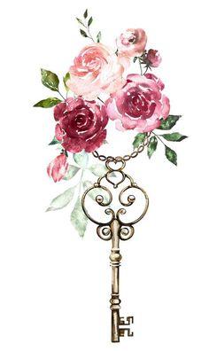 news - Art Painting Pink Wallpaper Iphone, Wallpaper Backgrounds, Wallpapers, Photo Deco, Floral Vintage, Decoupage Paper, Beautiful Artwork, Flower Art, Watercolor Paintings