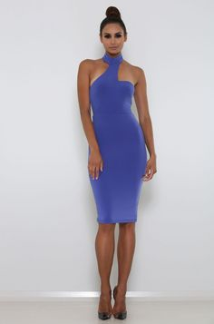 ABYSS BY ABBY 2AM DRESS  The Billion Dollar Babe Collection Made from a premium stretch-jersey fabric Linned Back zipper Model is wearing size XS (Height 175cm / 5' 9in, Bust 81cm / 32in, Waist 64cm / 24in, Hips 90cm / 35in)