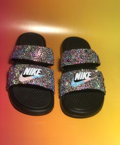 Customize your own sandals with a SprinkleMyFeet birthday party! Nike Flip Flops, Nike Slides, Nike Benassi, Custom Shoes, Types Of Shoes, Shoe Game, Designer Shoes, Sprinkles, Beautiful Things