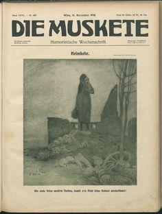 ÖNB/ANNO AustriaN Newspaper Online 1918 14 november