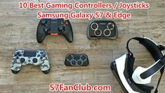 10 Best Gaming Controllers Joysticks Samsung Galaxy S7 and Galaxy S7 Edge