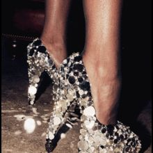 Fun party shoes!