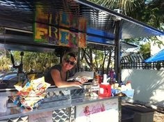 Garbo's Grill in Key West  (Killer fish tacos)