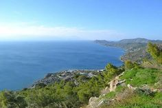 Korinthos.Loutraki.View I need to remember <3