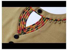Churidhar Neck Designs, Salwar Neck Designs, Neck Designs For Suits, Kurta Neck Design, Neckline Designs, Sleeves Designs For Dresses, Stylish Dress Designs, Blouse Neck Designs, Hand Designs