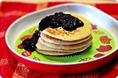 Pancakes, pyszne śniadanie po 18 miesiącu.   więcej na http://www.osesek.pl