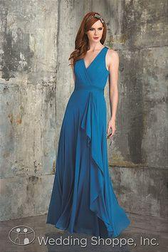 Bridesmaid Dresses Bari Jay  533 Bridesmaid Dress Image 1 (available in coral)