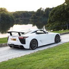 "1,566 Likes, 3 Comments - Blacklist Lifestyle | Cars (@black_list) on Instagram: ""Nürburgring Edition | Photo by @dannyv.rpm | @lathouras_p | #blacklist #lexus #lfa…"""