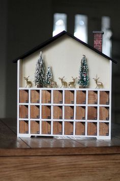 advent calendar ideas handmade