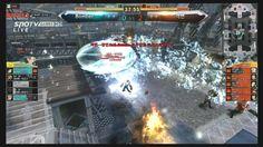 [액션 토너먼트 2014/15 WINTER] 사이퍼즈 8강 1세트 격변 vs Bomber -EsportsTV