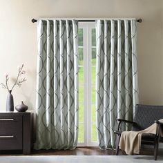 Madison Park Marcel Curtain Panel 14956062 Ping Great Deals On