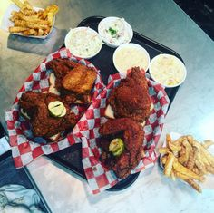 And the hot chicken from Hattie B's | 21 Delicious And Affordable Things You Need To Eat In Nashville