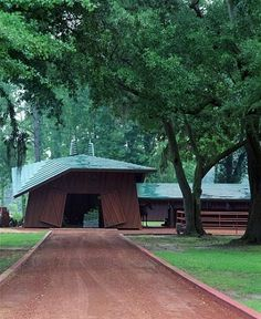 Frank Lloyd Wright Photos | Architectural Digest.  In Yemassee South Carolina