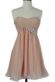 peach bridesmaid dress...no link for this one though :(