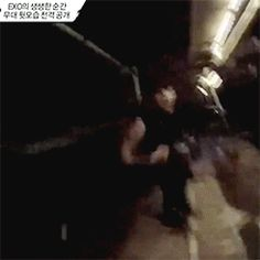 Zhang Yixing so excited. This so cute! This will be one of my favoritr gif SO ADORABLE #lay #yixing #exo
