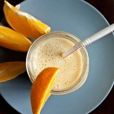 IdealShape Orange Julius Smoothie  1 Scoop IdealShake Vanilla  1/2 C Low-Fat or Skim Milk  1/2 C Cold Water  1 tsp Vanilla Extract  4-5 ice cubes  6 oz frozen orange juice concentrate   **add one egg white (optional-helps make it frothier!)