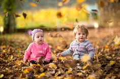 Autumn - is the best backdrop for a family photo session! Family Photo Sessions, Family Photos, Backdrops, Onesies, Good Things, Autumn, Kids, Photography, Art