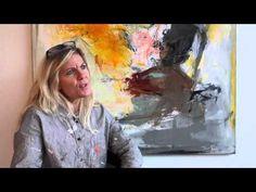 Modern abstract art by Trine Panum | Plastolux