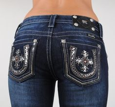 Miss Me Jeans Horseshoe Texas Royalty Sequined Leather Boot 25 26 27 28 29 30 31 All Jeans, Love Jeans, Shoes With Jeans, Best Jeans, Country Outfits, Western Outfits, Western Wear, Country Girl Style, Country Girls