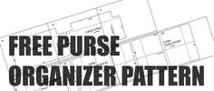 This domain may be for sale! Purse Organizer Pattern, Diy Purse Organizer, Handbag Organization, Wallet Pattern, Bag Patterns To Sew, Sewing Patterns Free, Free Crochet Bag, Crochet Bags, How To Make Purses