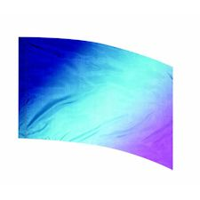 Styleplus Solid Value Multi Shaded Poly China Silk Flags