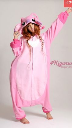 Dinosaur Pink Onesies Pajamas Animal Sleepwear Jumpsuit Cosplay Costume Pajamas Adult Pyjamas Cos For Party Wear Punctual Timing Costumes & Accessories