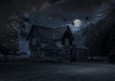The Haunting by Meagan V. Blazier on 500px