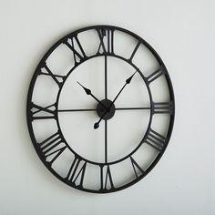 Horloge métal Zivos La Redoute Interieurs | La Redoute Mobile