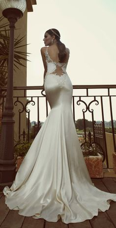 Provocative Woman: Galia Lahav Spring Bridal Collection 2014