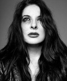 Marina Abramovic.