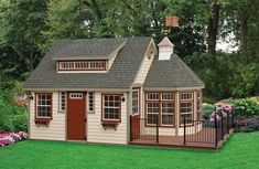 12 x 28 Keystone A-Frame Guest House - 12 x 12 Pitch Roof; New England Dormer; (visit site for more sheds & tiny houses) Architecture Metal, Patio Roof Covers, What Is A Conservatory, Solarium, Modern Roofing, Small Room Design, She Sheds, Shed Homes, Building A Shed