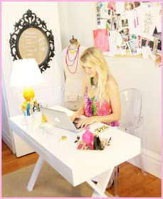 Olive Lane: Home Office Update