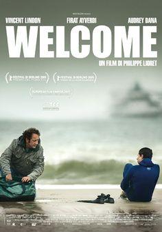 Welcome (2009) directed by Philippe Lioret with Vincent Lindon, Firat Ayverdi, Audrey Dana, Derya Ayverdi, Thierry Godard