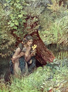 Eleanor Fortescue Brickdale - The Book of Old English Songs and Ballads - 1900