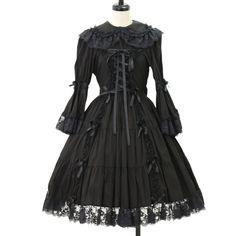 ♡ metamorphose ♡ lace dress http://www.wunderwelt.jp/products/detail8514.html Overseas shipping possibility! #elegantgothiclolita