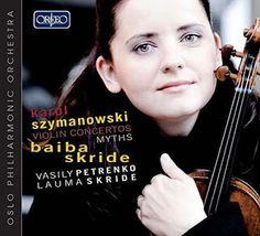 Den Klassiske cd-bloggen: Baiba Skride og OFO: Blendende spill