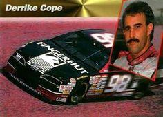 Derrike Cope Derrike Cope, Daytona 500, Nascar, Ford, Vintage, Ford Expedition