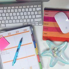 Separe uns minutos para planejar seu dia! :)
