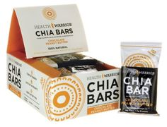 Health Warrior Chia Bar, Chocolate Peanut Butter, 0.88 Ounce (Pack of 15) >>> You can find out more details at the link of the image.
