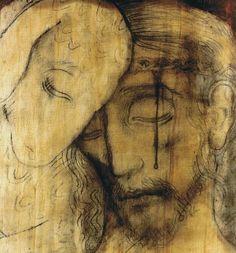 Christ, the Good Shepherd Catholic Art, Religious Art, Anima Christi, Jesus Christ Images, Jesus Face, The Cross Of Christ, Biblical Art, The Good Shepherd, Jesus Pictures