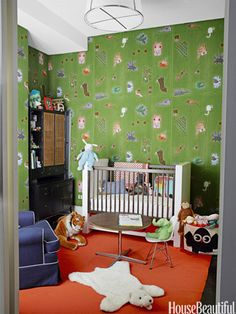 10 Cool Kids' Room Ideas