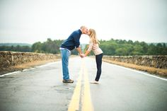 Shannon and Mike | Early Morning Engagement | RI | Rhode Island | Scituate Reservoir | Fall | Autumn | Leaves