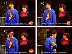 I always loved josh WAY better than drake...still do drake bell was a jerk to kingslyyy...and Justin Bieber