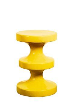 "India  Mahdavi  Iconic ""Bishop"" stool  deliciously pricey..."